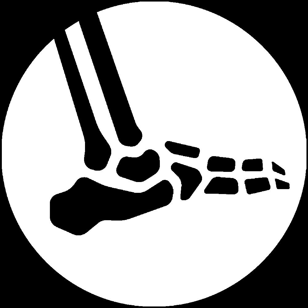 SMWIO ICONS WHITE FOOT