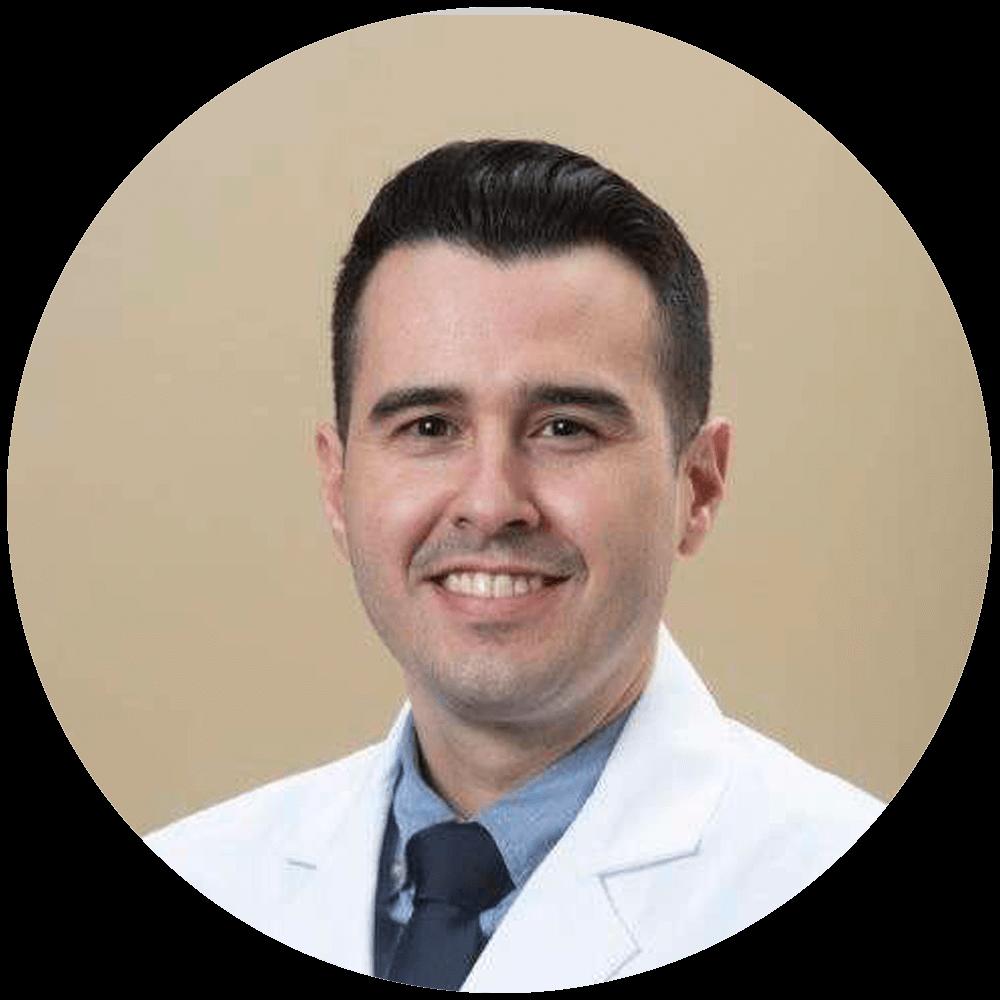 Portrait Dr. Gonzalez TRSP