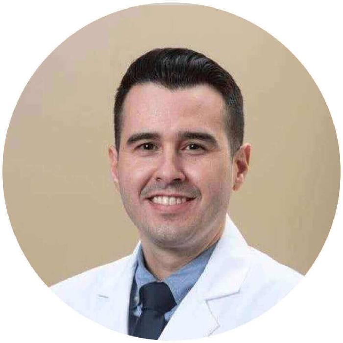Portrait- Dr. Gonzalez