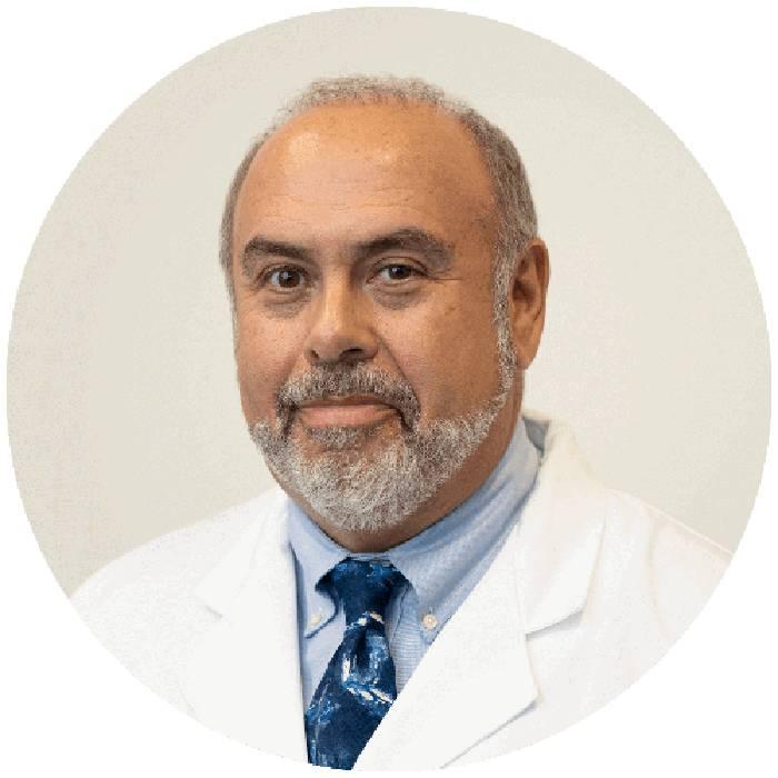 Portrait Dr. Kazdan